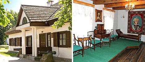Suvorov Museum in Kobrin