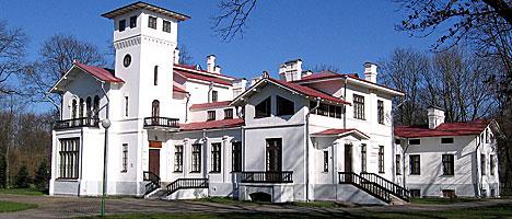 Pruzhanski Palatsyk Museum Estate