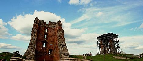 Novogrudok Castle