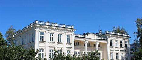 Drutsky-Lyubetsky Palace in Shchuchin