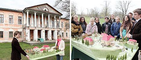 Palace of Chaleckis and Zygmunt Wojnicz Sianozeckis