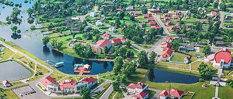 Gomel Oblast Landmarks