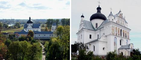 St. Nicholas Monastery in Mogilev
