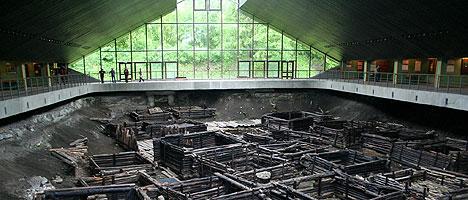 """Археалагічны музей """"Бярэсце"""""""