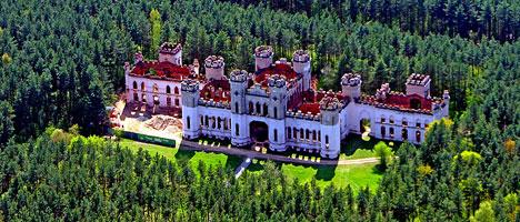Палац Пуслоўскіх у Косаве