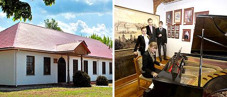 Музей Напалеона Орды ў Варацэвічах