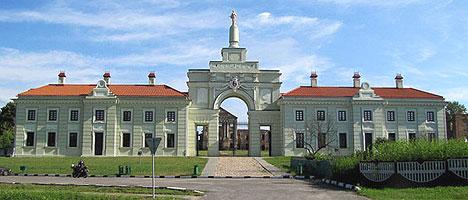 Ружанскі замак