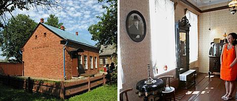 Дом-музей Марка Шагала ў Віцебску