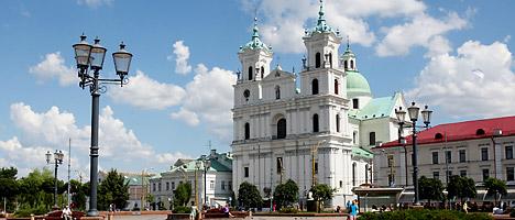 Кафедральны касцёл святога Францішка Ксаверыя