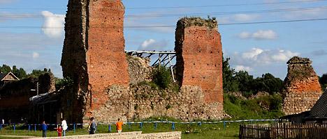 Крэўскі замак (руіны)