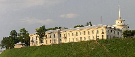 Стары і Новы замкі ў Гродне