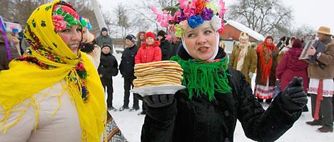 Maslenitsa in Belarus