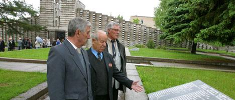 Memorial complex Lupolovo Prison Camp