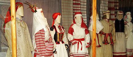 Музей старажытнабеларускай культуры НАН Беларусі