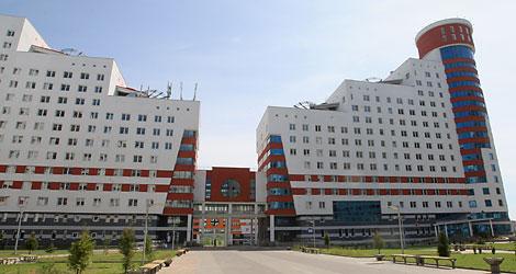 Cтуденческая деревня в Минске