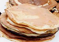 Belarusian pancakes