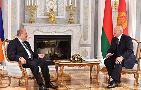 Lukashenko: No taboo subjects in Belarus-Armenia relations | Latest