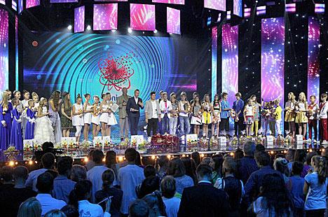 Ruslan Aslanov will represent Belarus at the 2015 Junior Eurovision
