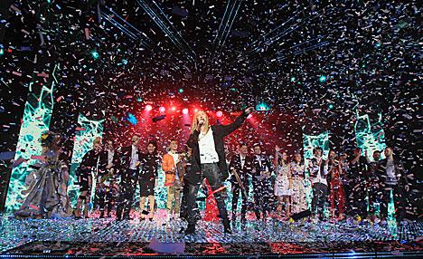IVAN to represent Belarus at Eurovision 2016