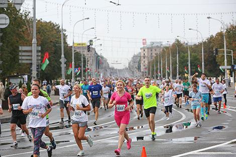 2016 Minsk Half Marathon