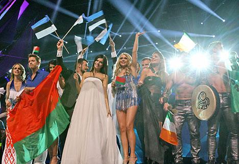 Alyona Lanskaya reaches Eurovision 2013 final