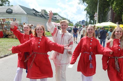 Slavianski Bazaar to kick off in Vitebsk on 12 July | Latest news of