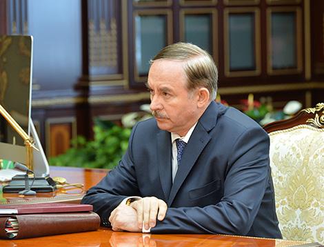 Head of the Belarus President Property Management Directorate Viktor Sheiman