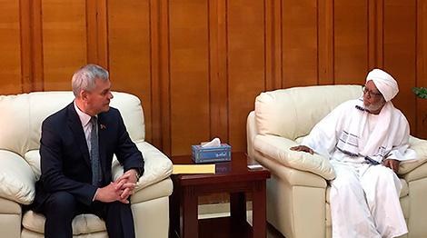 Belarus, Sudan to boost trade through interparliamentary interaction