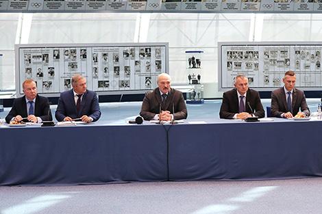 Lukashenko: No more easy money in sport