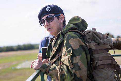 Chairman of the Norwegian Observer Group Ralhina Veili