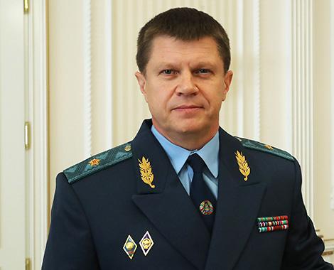 Chairman of the State Customs Committee of Belarus Yuri Senko