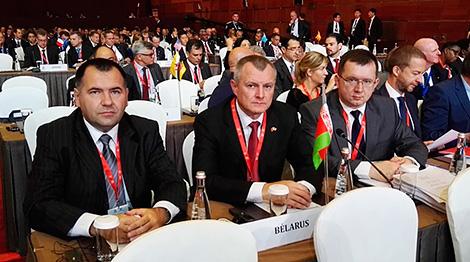 Belarus attending INTERPOL General Assembly in Beijing