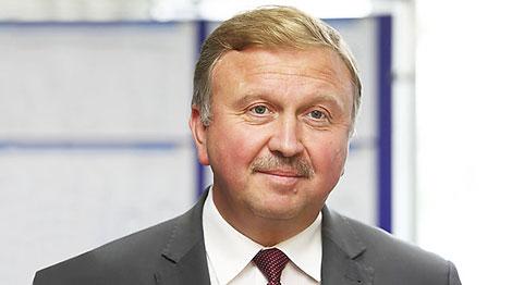 elarus Prime Minister Andrei Kobyakov