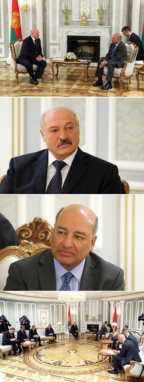 Lukashenko: No reasons for price growth in Belarus