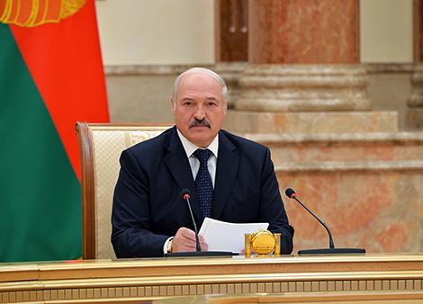 Belarus president describes Brexit as dangerous precedent