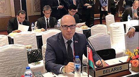 Dmitry Shevtsov. Photo courtesy of the House of Representatives