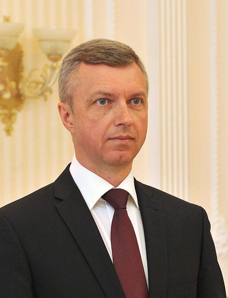Antimonopoly Regulation and Trade Minister Vladimir Koltovich