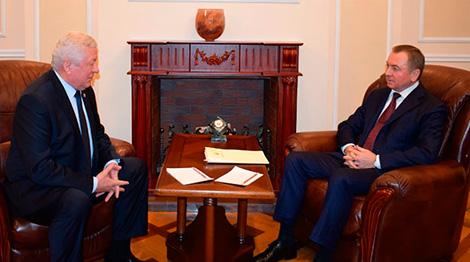 Belarus-Moldova cooperation discussed