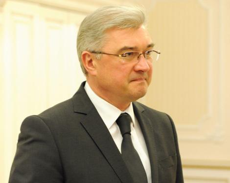 Belarus President Alexander Lukashenko appointed Valery Malashko as Healthcare Minister