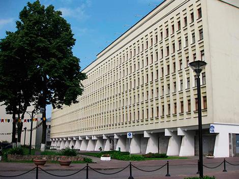 Belarus' National Center of Legal Information