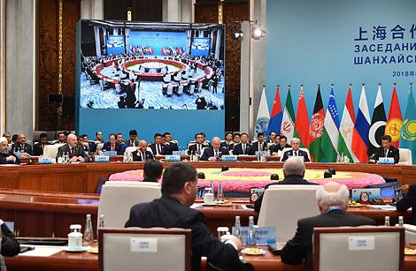 Lukashenko calls SCO Summit exemplary | Belarus political