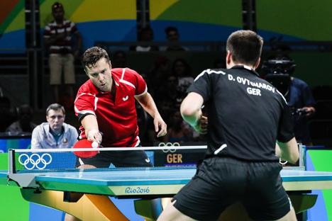 Владимир Самсонов пробился в полуфинал Олимпийских игр