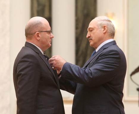 Лукашенко: Беларусь в нынешней тревожной обстановке по праву считается уголком стабильности