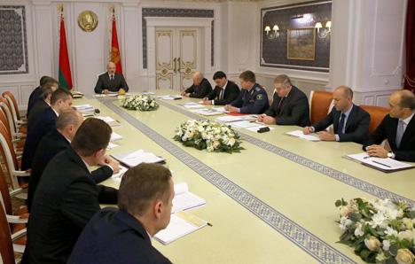 Лукашенко: Условия для белорусских СЭЗ на рынке ЕАЭС надо сделать как минимум равноценными