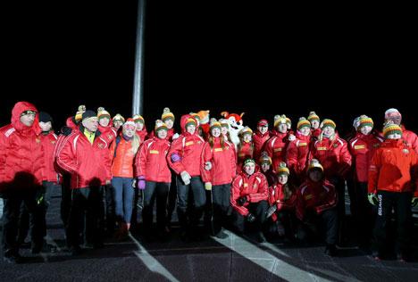 Юниорская сборная Беларуси по биатлону