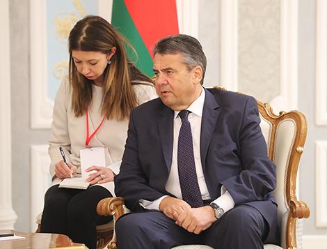 Лукашенко: Мы открываем новую страницу отношений с Германией