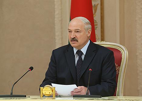 Лукашенко встретился с руководителями органов безопасности и спецслужб стран СНГ