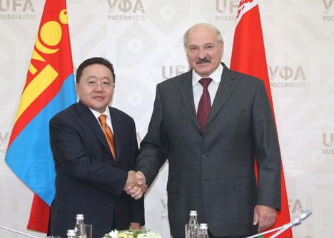 Беларусь и Монголия выражают обоюдный интерес к расширению сотрудничества