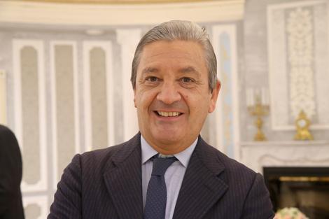 Докладчик по Беларуси комиссии по политическим вопросам и демократии Парламентской ассамблеи Совета Европы (ПАСЕ) Андреа Ригони