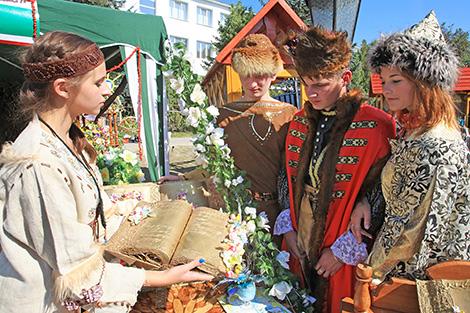 День белорусской письменности в Год культуры приобретает особое значение